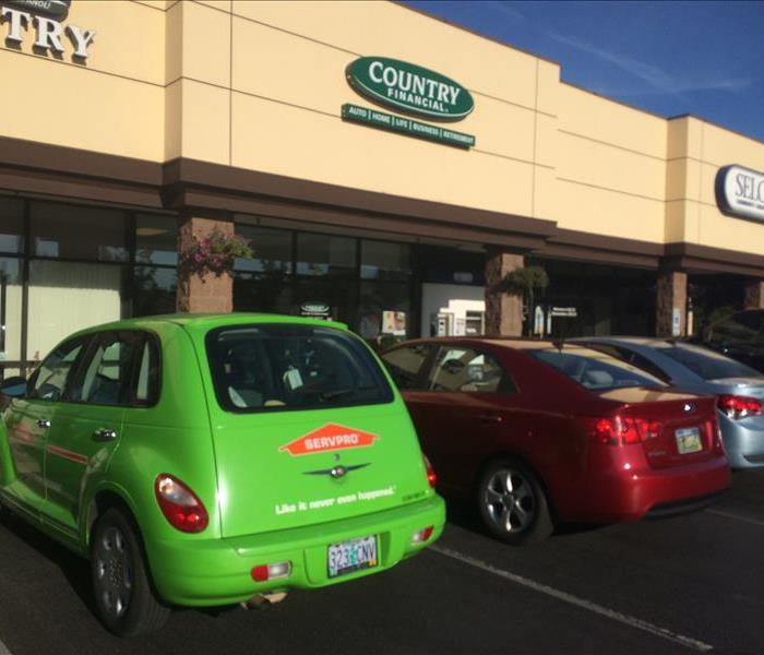 SERVPRO Supports Local Businesses