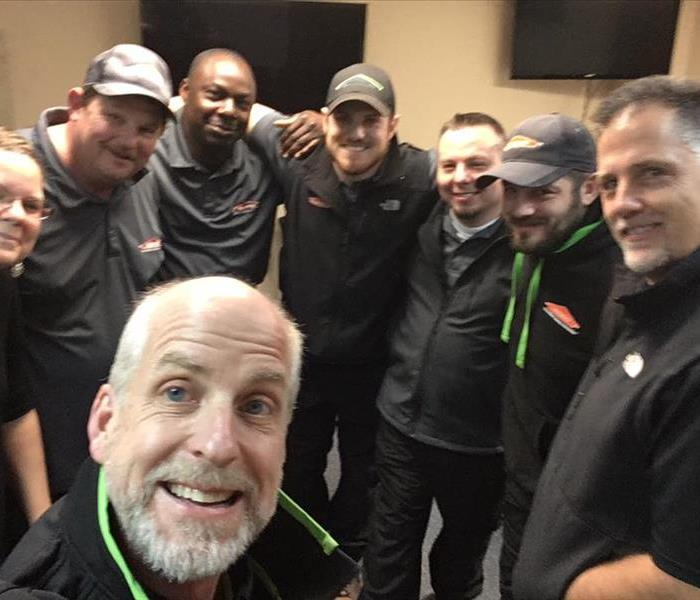 SERVPRO Management Team