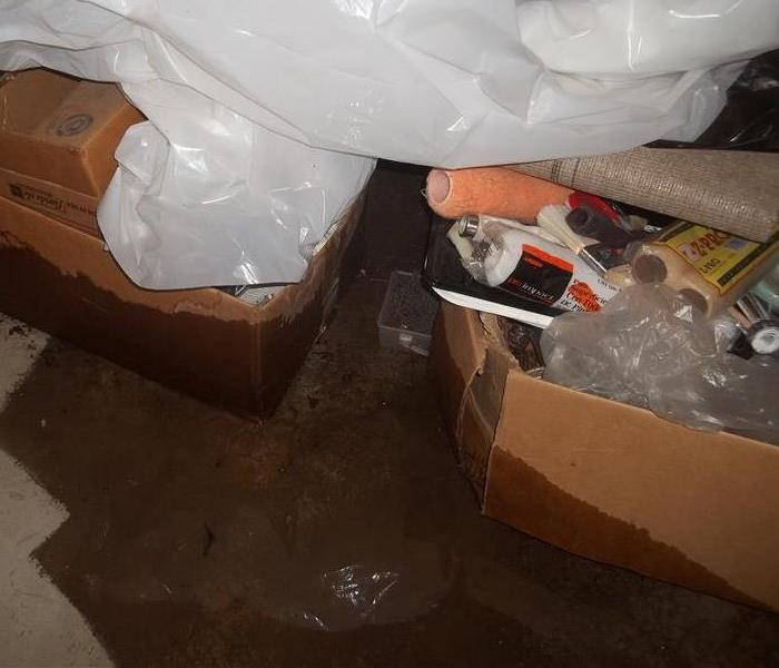 Water Damage Linn County Residents: We Specialize in Flooded Basement Cleanup and Restoration!